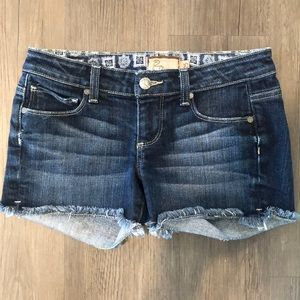 PAIGE Silver Lake Shorts